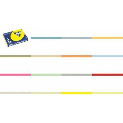 Clairalfa Universal-Papier Trophée A4, 120 g/qm, royalblau