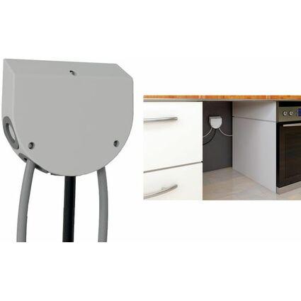 BACHMANN Küchen-Anschlussbox, Kabellänge: 2,0 m