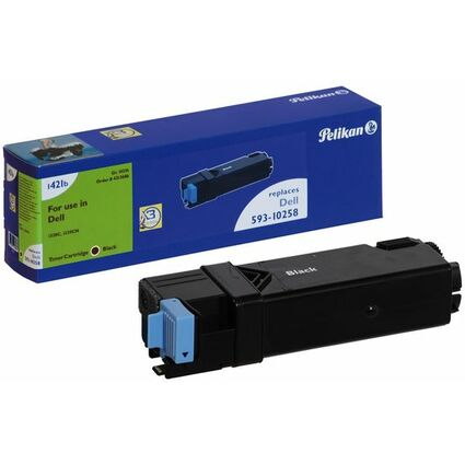 Pelikan Toner 1431HC ersetzt Dell 593-10094, schwarz