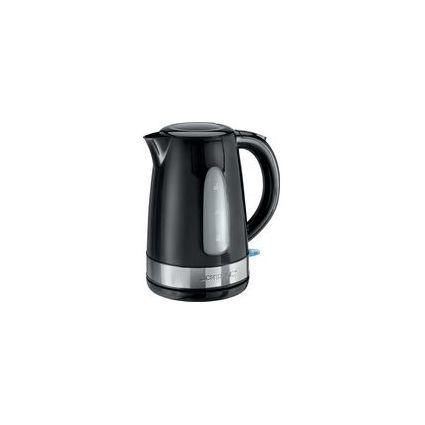 CLATRONIC Wasserkocher WKS 3576, schwarz