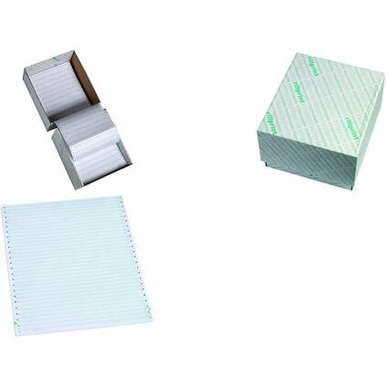 "rillprint Computerpapier endlos, 380 mm x 8"" (20,32 cm)"