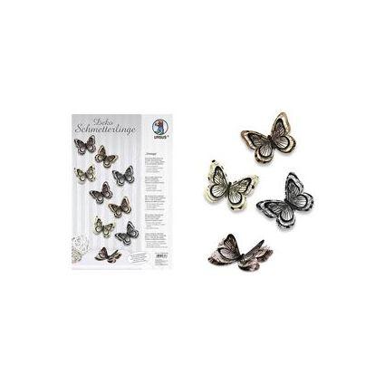 "URSUS Deko-Schmetterlinge ""Vintage"""