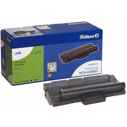 Pelikan Toner 1348 ersetzt SAMSUNG SCX-4200D3, schwarz