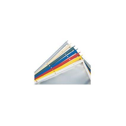 nobo Pivodex Ersatzsichttafeln, 10 Tafeln in 5 Farben