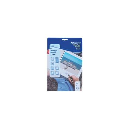 Pelikan Inkjet-Foto-Papier Premium, DIN A4, 280 g/qm