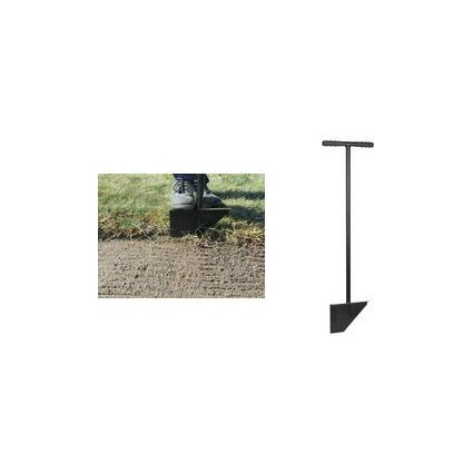 FISKARS Solid Rasenkantenstecher, Länge: 1.090 mm