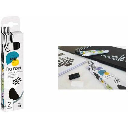 KREUL Acrylmarker SOLO Goya TRITON Acrylic 1.4, 2er Set