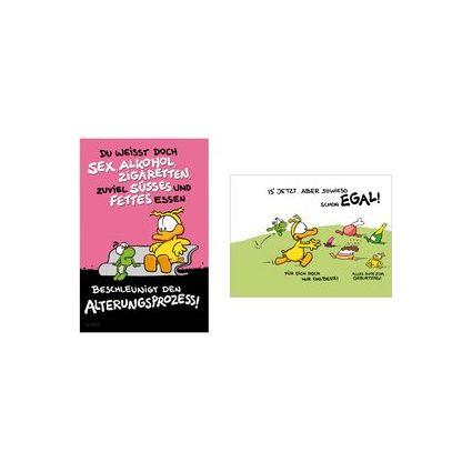 "SUSY CARD Geburtstagskarte - Humor ""Beschleunigt"""