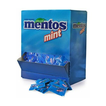 mentos Kaubonbon Mints Duo, im Displaykarton