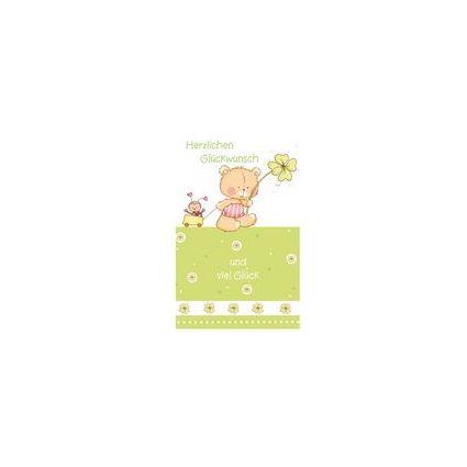 "SUSY CARD Geburtstagskarte ""Gerbera und Tulpen"""