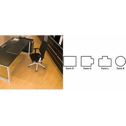 """RS Office Bodenschutzmatte """"Rollsafe"""", Durchmesser: 600 mm"""