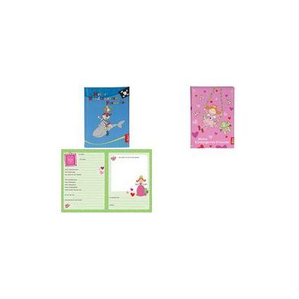 """goldbuch Kindergarten-Freundebuch """"Ritter Rettich"""", DIN A5"""