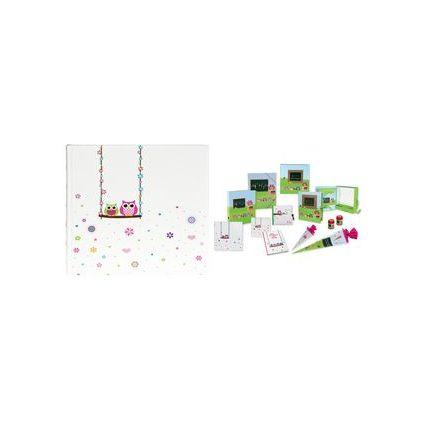 "goldbuch Fotoalbum ""Eule"", 60 Seiten, 300 x 310 mm"