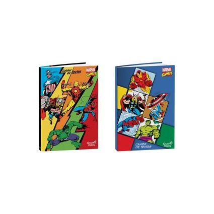 QUO VADIS Cahier de textes Marvel Comics, 150 x 210 mm