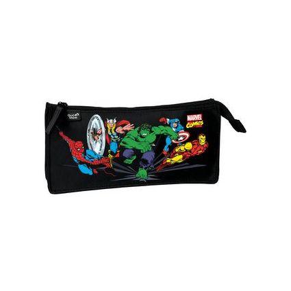 """QUO VADIS Stifte-Tasche """"Marvel Comics"""", sortiert"""