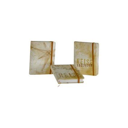 goldbuch Reisetagebuch, 170 x 230 mm, 200 Seiten, Display