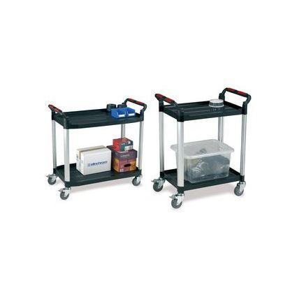 smartboxpro Etagenwagen/Servierwagen, 2 Etagen, Standard