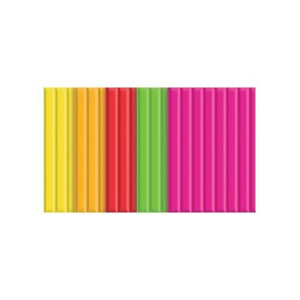 URSUS Leuchtfarben-Bastelwellkarton, (B)500 x (H)700 mm
