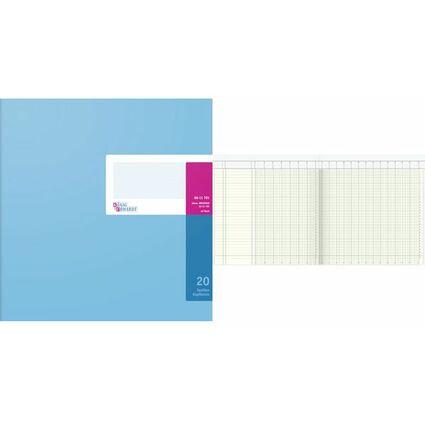KÖNIG & EBHARDT Spaltenbuch DIN A4, 20 Spalten, 40 Blatt