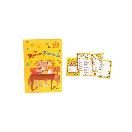"""goldbuch Freundebuch """"Ohm Katze"""", DIN A5, 72 Seiten"""