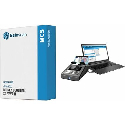Safescan Money Counting Software MCS 4.0