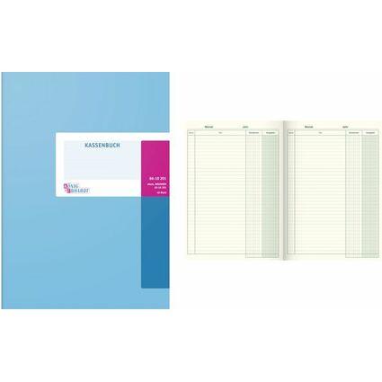 KÖNIG & EBHARDT Kassenbuch, DIN A4, 40 Blatt