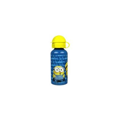 """UNDERCOVER Trinkflasche """"Minions"""", Modell 2016, 400 ml"""