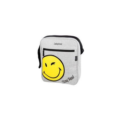 "herlitz Umhängetasche Vintage Bag SmileyWorld ""Fancy"""
