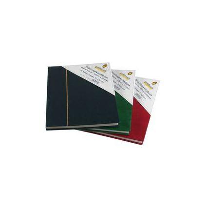 goldbuch Briefmarkenalbum, 170 x 230 mm, Kunstleder, farbig