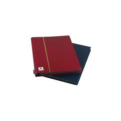 goldbuch Briefmarkenalbum, 230 x 300 mm, Kunstleder, farbig