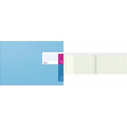 König & Ebhardt Spaltenbuch DIN A4, 32 Spalten, 40 Blatt