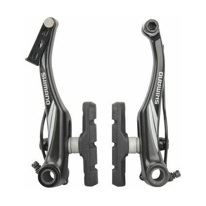 SHIMANO Fahrrad-V-Brake Bremse, für vorne und hinten