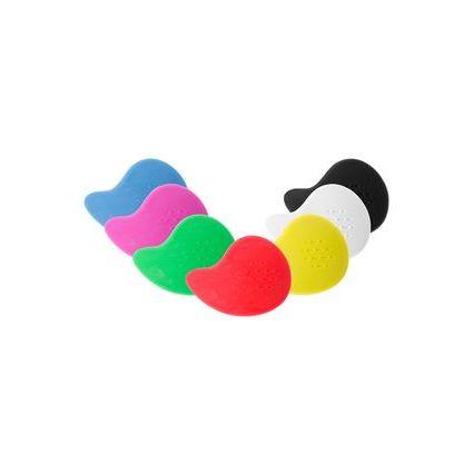 "Kores Kunststoff-Radierer ""VERVE"", farbig sortiert"