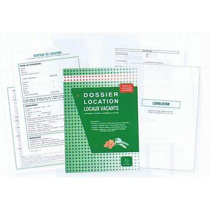 "EXACOMPTA Dossier location ""Kit de location meublée"""