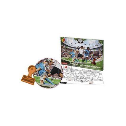 """ROTH Stempel-Adventskalender """"Fußball"""""""