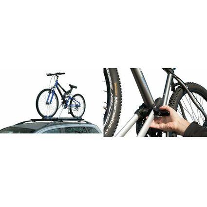 FISCHER Dach-Fahrradträger, für 1 Fahrräder