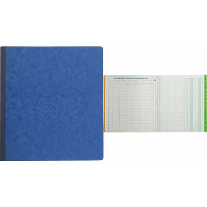 "EXACOMPTA Geschäftsbuch ""Echéancier"", 297 x 210 mm"