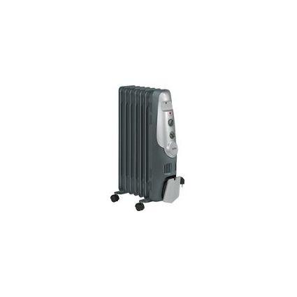 AEG Öl-Radiator RA 5520, 7 Rippen, anthrazit