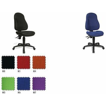 "Topstar Bürodrehstuhl ""Wellpoint 10 P"", blau"