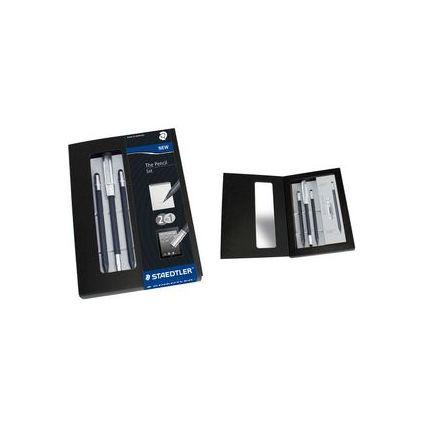 STAEDTLER Eingabestift-Set The Pencil WOPEX, schwarz
