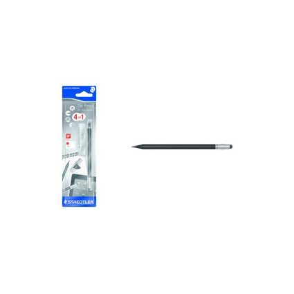 STAEDTLER Eingabestift The Pencil WOPEX, schwarz