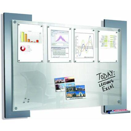 kerkmann Infoboard Look, (B)900 x (H)700 mm, Innenbereich