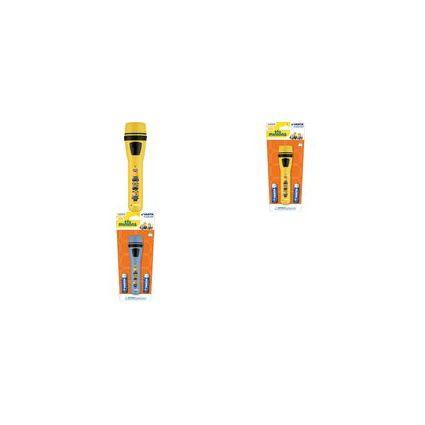 "VARTA LED-Taschenlampe ""Minions"", mit 2 x Micro AA Batterien"