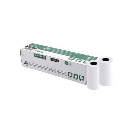 EXACOMPTA Thermorollen für Kassensysteme, 80 mm x 76 m