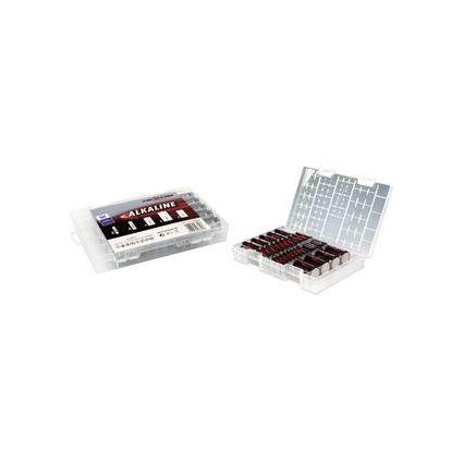 """ANSMANN Alkaline """"RED"""" Batterie Box, 55er Box"""