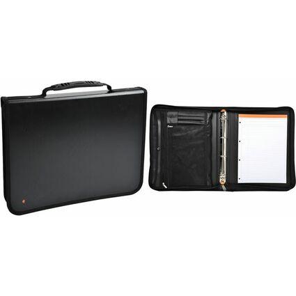 EXACOMPTA Konferenzmappe Exafolder, PP, schwarz