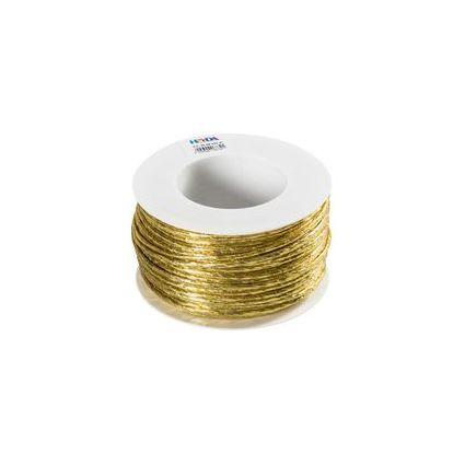 HEYDA Papierdraht, Länge: 50 m, gold