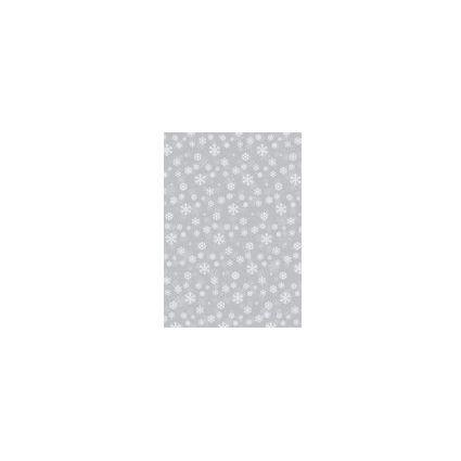 """HEYDA Weihnachts-Transparentpapier """"Schneekristalle"""""""