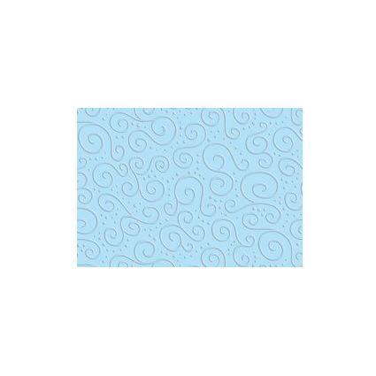 "HEYDA Bastelkarton ""Milano"", (B)500 x (H)700 mm, hellblau"