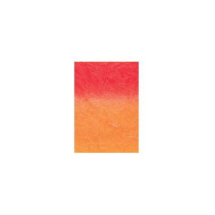 HEYDA Regenbogen-Strohseide, (B)700 mm x (L)1,5 m, grün